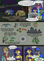 Sly Cooper: Thief of Virtue Page 242 by ConnorDavidson