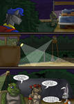 Sly Cooper: Thief of Virtue Page 245