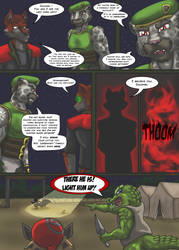 Sly Cooper: Thief of Virtue Page 264 by ConnorDavidson