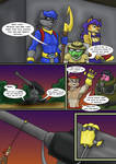 Sly Cooper: Thief of Virtue Page 289