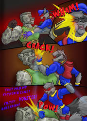 Sly Cooper: Thief of Virtue Page 304 by ConnorDavidson