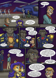 Sly Cooper: Thief of Virtue Page 321