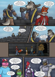 Sly Cooper: Thief of Virtue Page 351 by ConnorDavidson