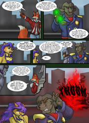 Sly Cooper: Thief of Virtue Page 361 by ConnorDavidson