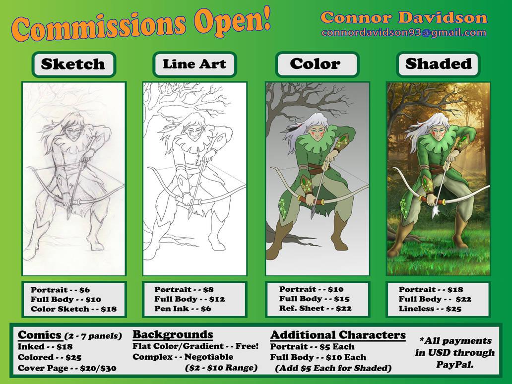 :::Commissions!:::