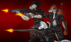 War Dogs [Commission]