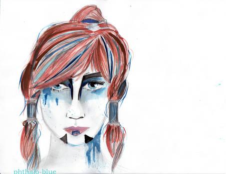 Painted Korra