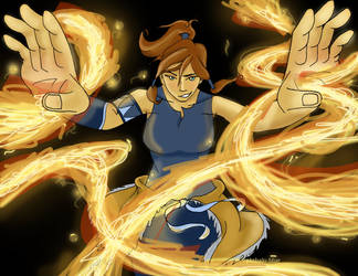 Korra by Phthalo-Blue