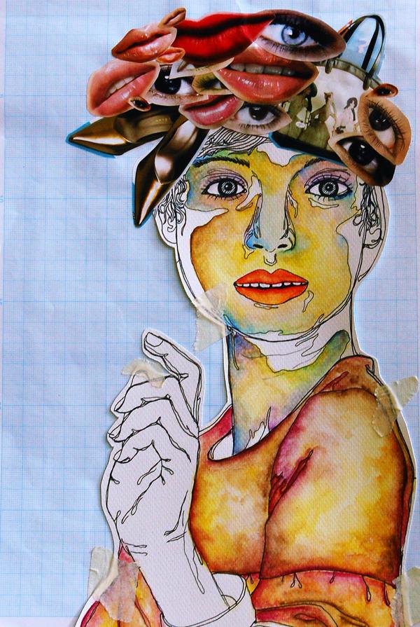 woman by CoKolate