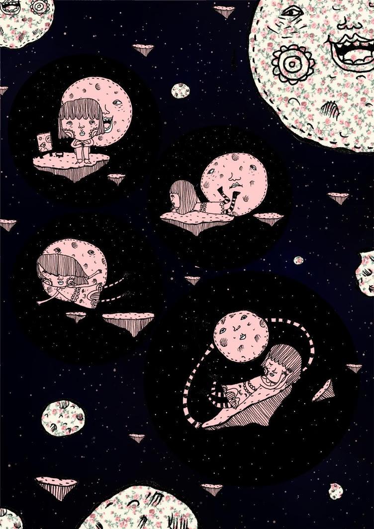 moon by CoKolate