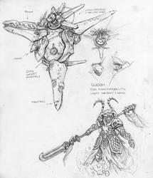 Gladom Aerospaceframe