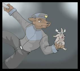 Interrogation by saepenon