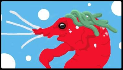 Shrimp by saepenon