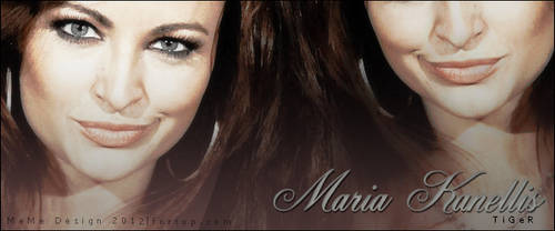 Maria Kanellis by MeMe4iQ