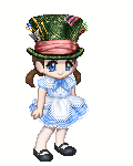 Alice + Mad Hatter Hat by Charizard632
