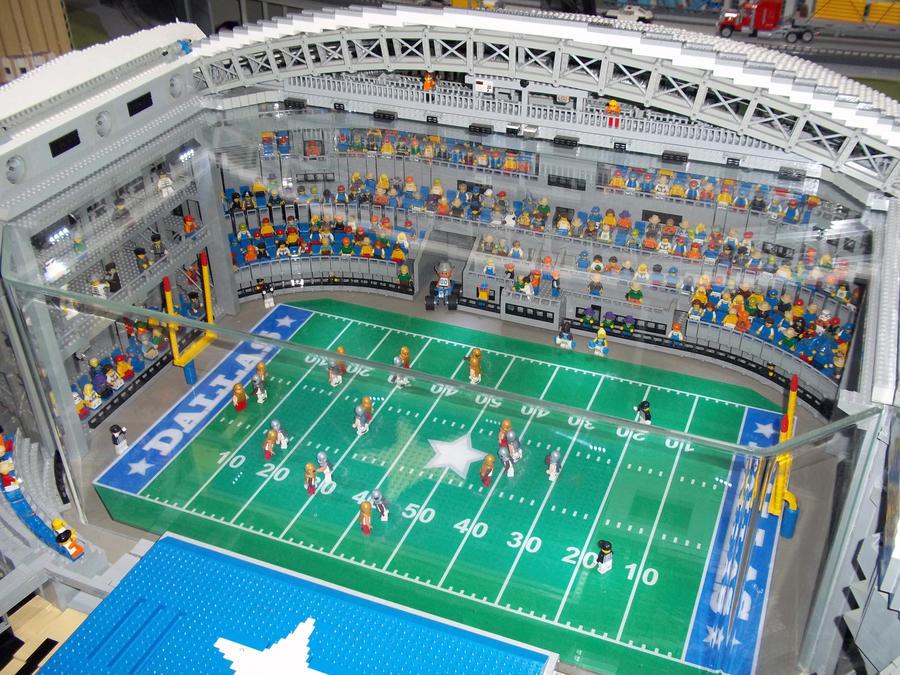 LEGO Stadium by Charizard632 on DeviantArt