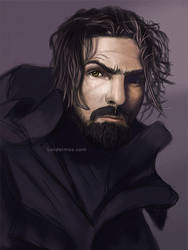 Self Portrait by LorDeimos