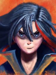 Ryuko by LorDeimos