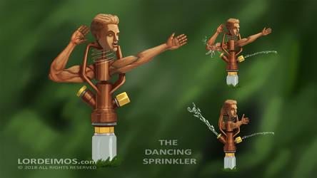 Dancing Sprinkler by LorDeimos
