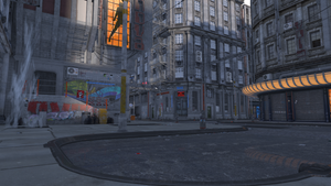 Urban Future in 3dl with Marshian's RR3 lighting