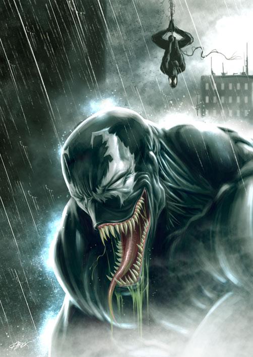 Venom by Titanbolzen