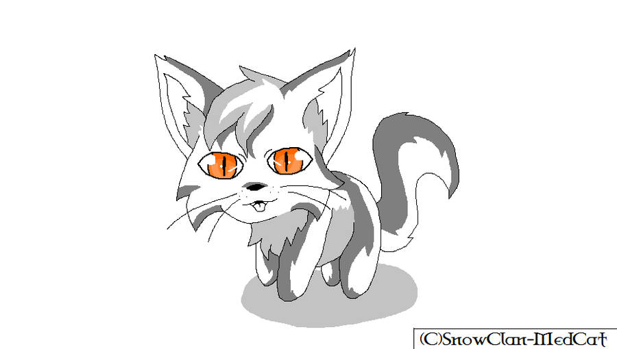 Warrior Cats Base Sad