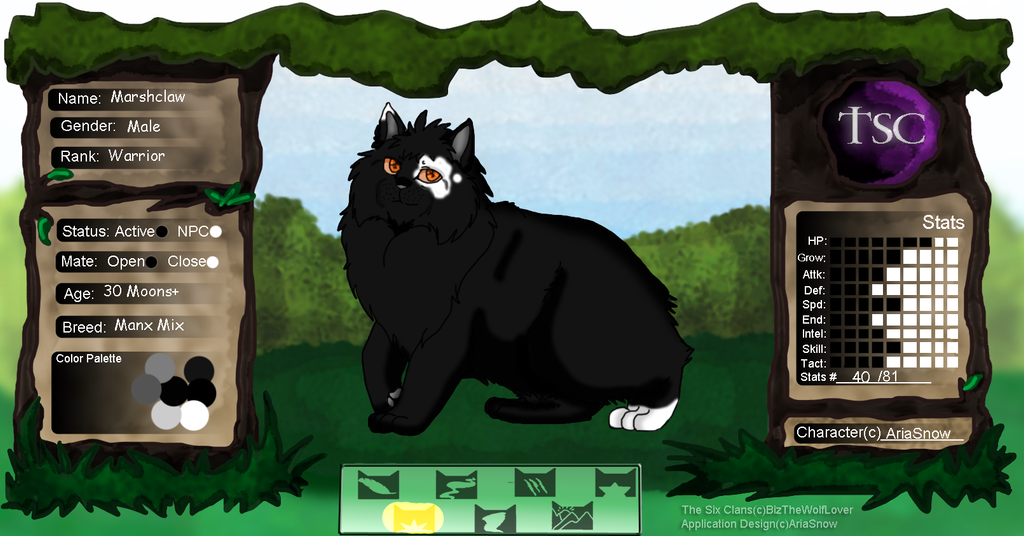 Warrior Cats Marshpaw Mating