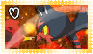 Team Litten Stamp by AriaSnow