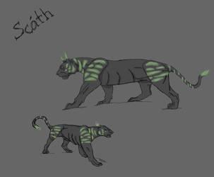 Scath by Demonreach00