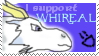 Whireal Stamp - I support Whireal by LegendaryReshiram