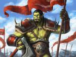Kurdan - Orcish Hero