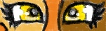 Pebble Eyes by SkeleTheSkeletonCat