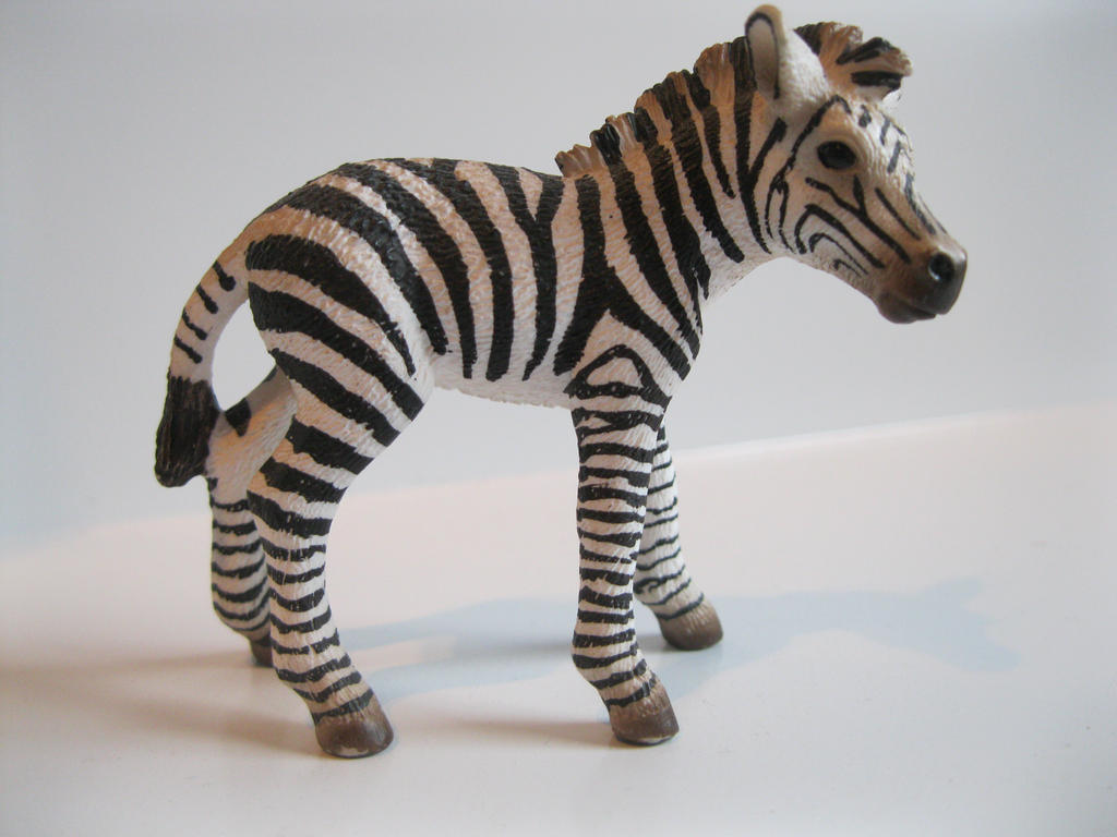 The Name of the Game [Schleich] Buster_by_tezzieh-d87yazb