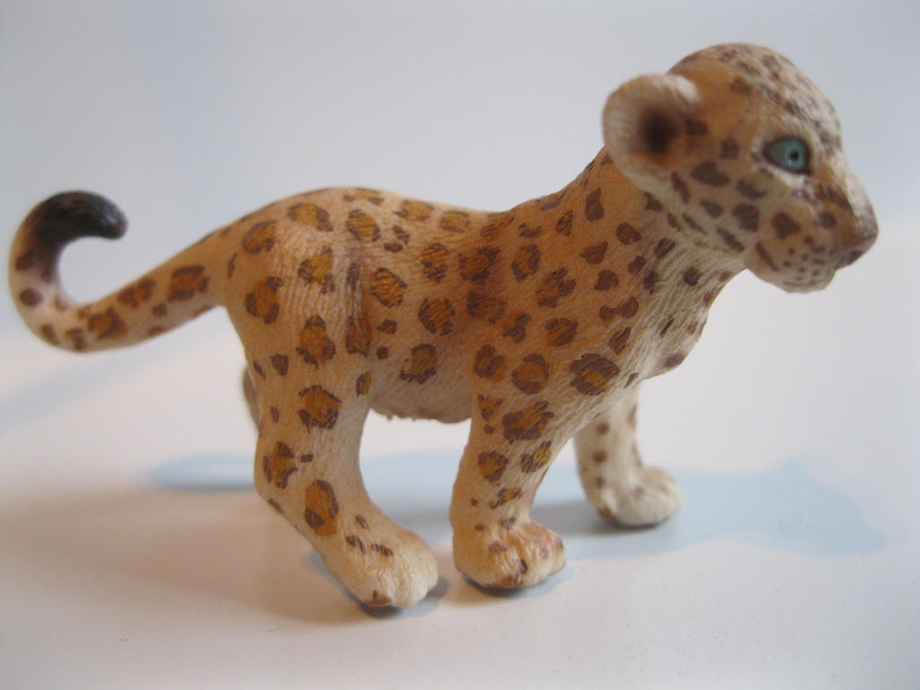 The Name of the Game [Schleich] Donder_by_tezzieh-d87ybad