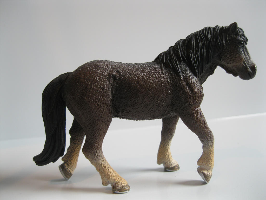 The Name of the Game [Schleich] Dacey_by_tezzieh-d882b3q