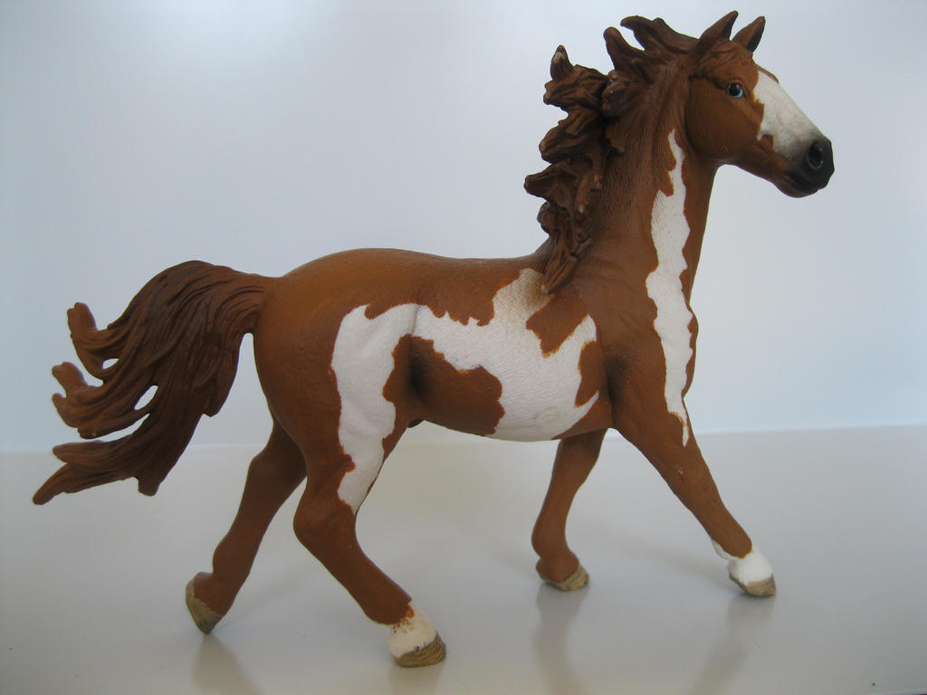 The Name of the Game [Schleich] Ares_by_tezzieh-d8gacgy