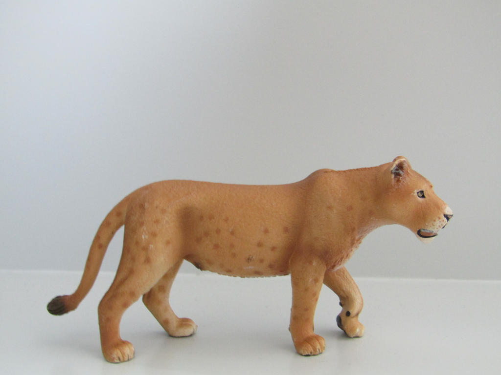 The Name of the Game [Schleich] - Page 2 Nala_by_tezzieh-d9t1ew9