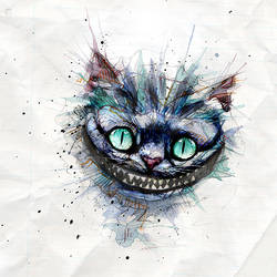 'Cheshire' by CMYKyles