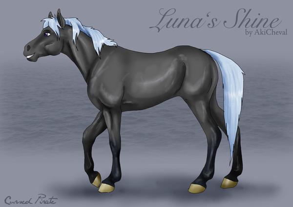 Luna. by abosz007