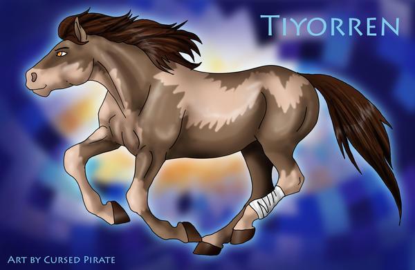 Tiyorren. by abosz007