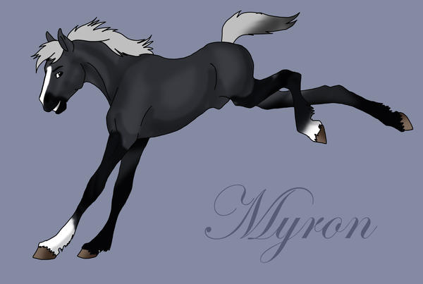 Myron-JusticeXLyo by abosz007