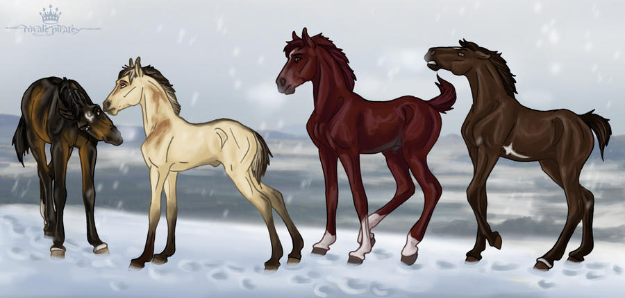 coz RPS loves foals by abosz007