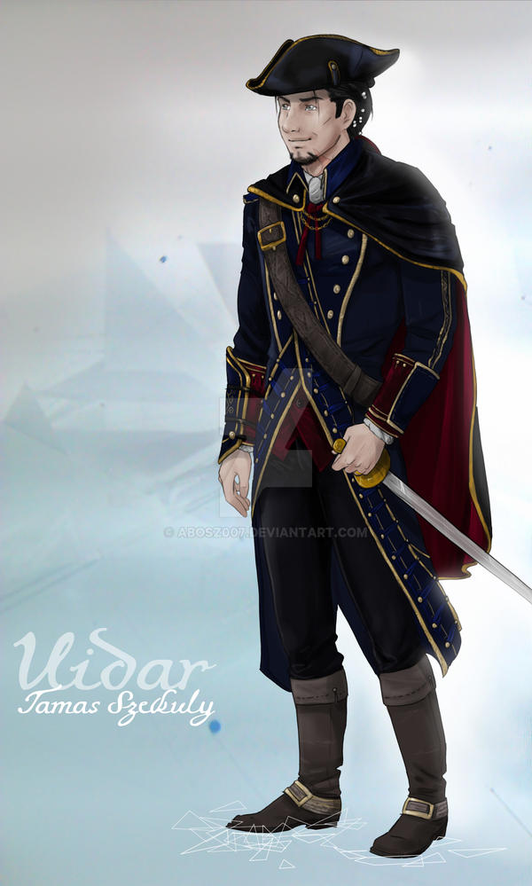 Vidar Assassins Creed Style xD by abosz007 on DeviantArt
