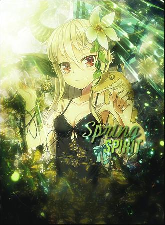 spring spirit by tiphs - photo #1
