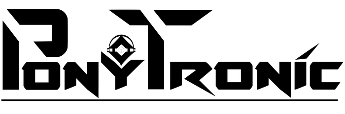 Ponytronic Logo 2015 by TronicMusic