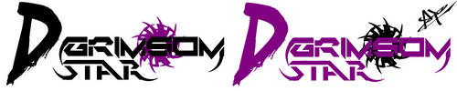 Happy Birthday Grim! [D Grimson Star Logo Idea] by TronicMusic