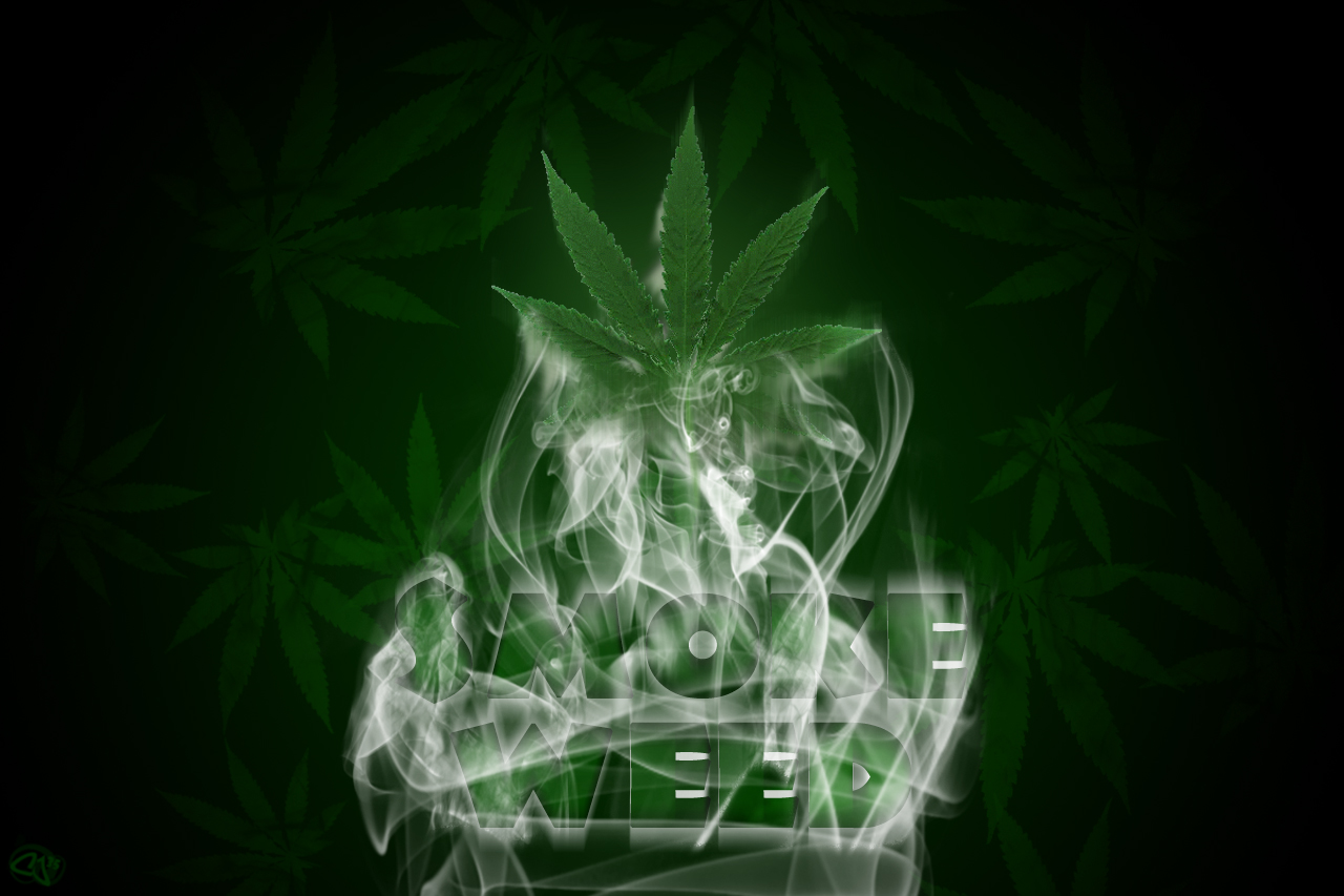 Smoke Weed by CJ35 on DeviantArt