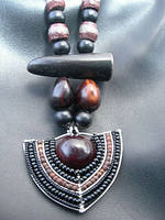 Nut fest neckpiece by zayday