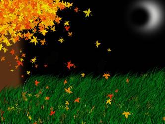 Moment of night by CsUrsaMaior