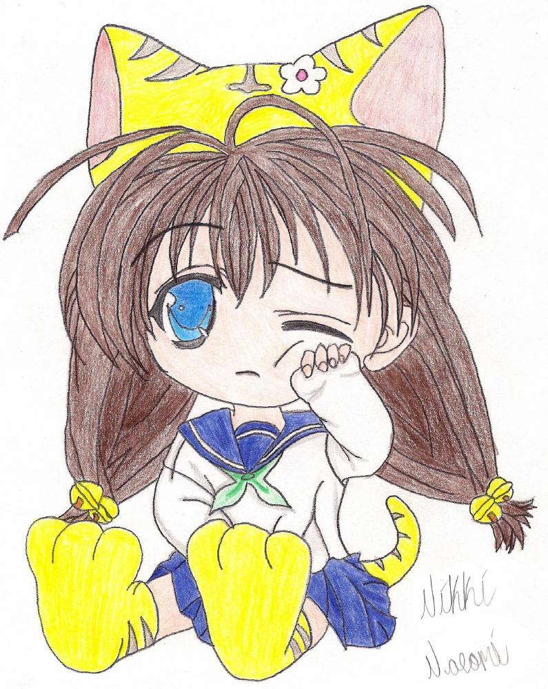 Anime Baby Girl by TsukiyomiTsuki on DeviantArt